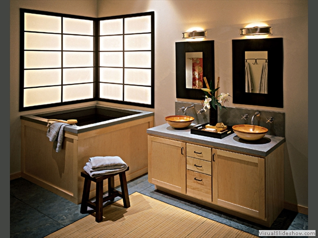 If you are thinking of remodeling your bathroom stop in to Columbia Kitchens so that we can help guide you step by step into making your dream bathroom a ... & Your Dream Bathroom: A Guide To Selecting Bathroom Cabinets ...
